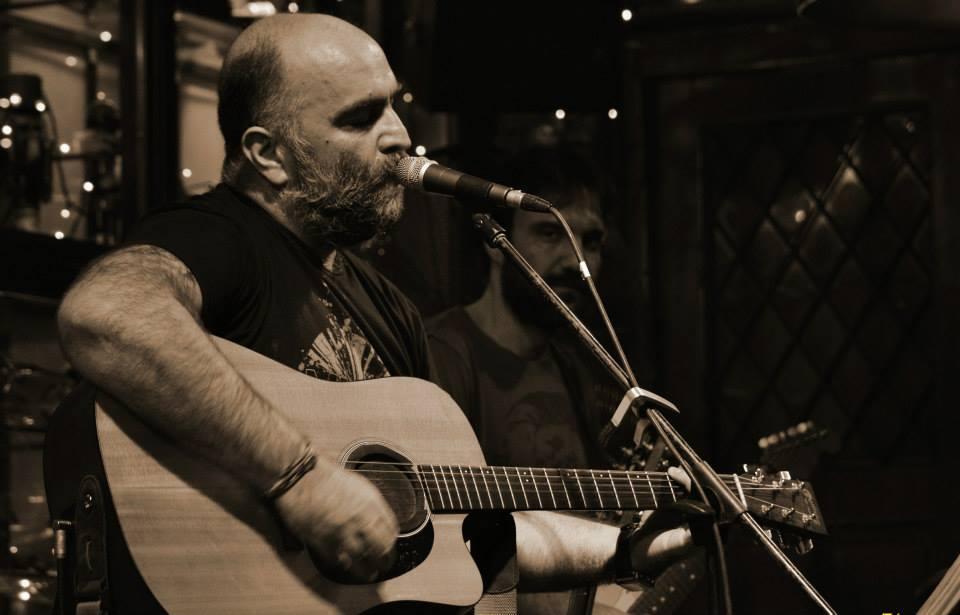 LIVE @ DOLCE ΜΠΑΜΠΗΣ ΣΤΟΚΑΣ-ΝΟΕΜΒΡΙΟΣ 2014